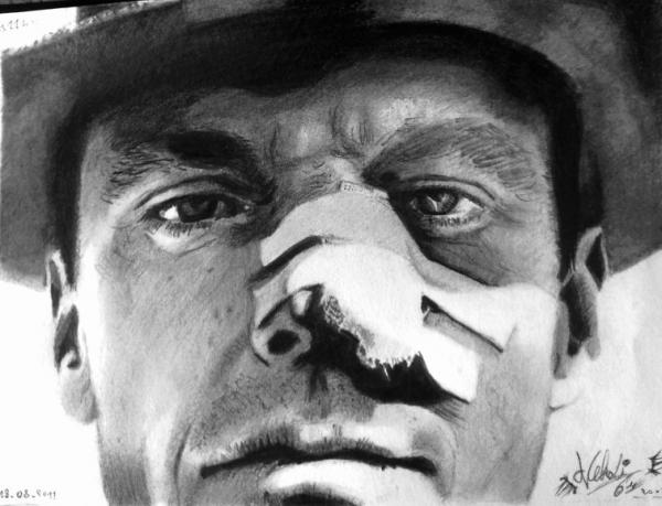 Jack Nicholson by atelierduhardcore